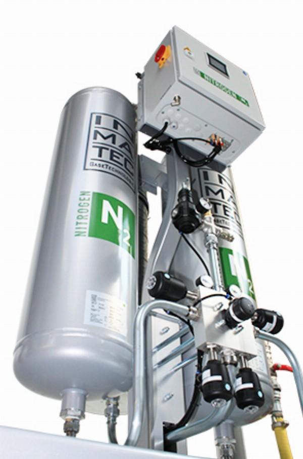 اکسیژن ساز بیمارستانی اینماتک INMATEC 3