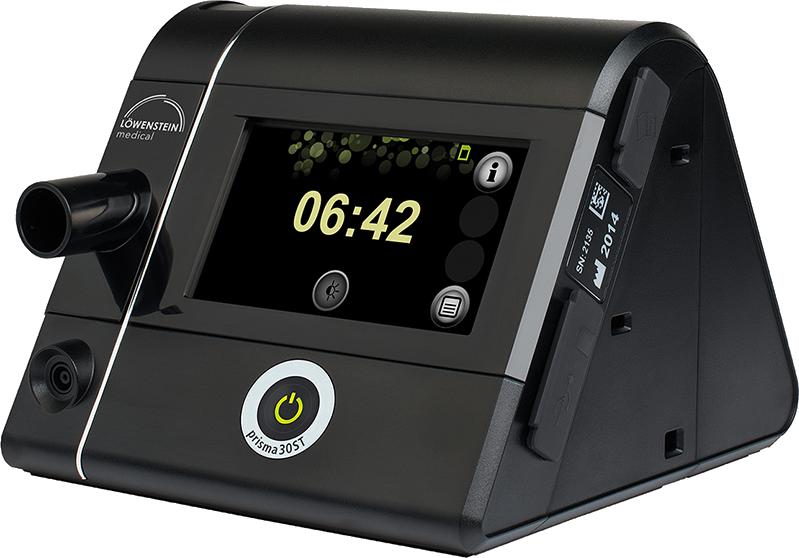 دستگاه سی پپ و بای پپ آلمانی لوون اشتاین CPAP BiPAP Lowenstein