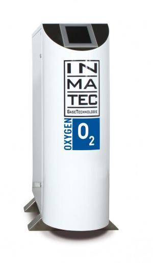 اکسیژن ساز بیمارستانی اینماتک INMATEC 8