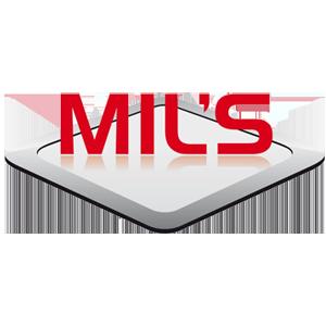 لوگوی کمپانی میلز فرانسه به نمایندگی والا درمان امیرکبیر در ایران